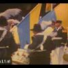 Links: Hub Lomme - Rechts: Commandant Pie Stoffels