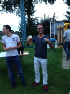 Winnaar C-Klasse: Ruud Wenmakers