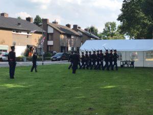 Exercitie Sint Salvius Limbricht Bondsfeest Amstenrade 2017